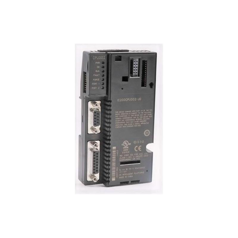 IC200CPU002 GE FANUC CPU